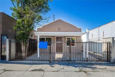 9009 S San Pedro Street, Los Angeles, CA 90003 - MLS#: DW19032759