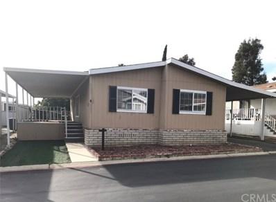 5815 E La Palma Avenue UNIT 34, Anaheim, CA 92807 - MLS#: DW19037379