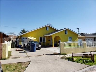 8402 Buhman Avenue, Pico Rivera, CA 90660 - MLS#: DW19038317