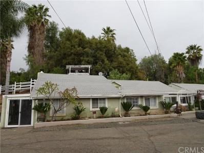 16762 Mockingbird Canyon Road, Riverside, CA 92504 - MLS#: DW19039966