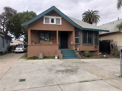 415 E 43rd Street, Los Angeles, CA 90011 - MLS#: DW19040769