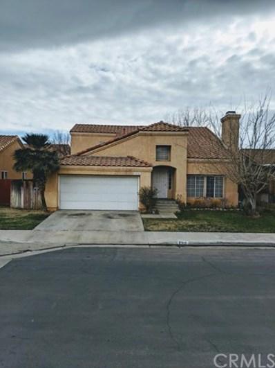 2310 Gregory Avenue, Palmdale, CA 93550 - MLS#: DW19045581