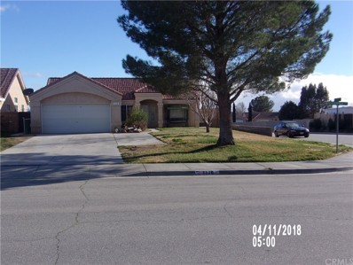 1116 Heatherfield Avenue, Rosamond, CA 93560 - MLS#: DW19046012