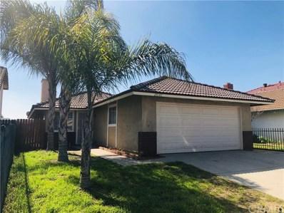 25147 Dana Lane, Moreno Valley, CA 92551 - MLS#: DW19046579