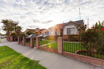 11211 Linden Street, Lynwood, CA 90262 - MLS#: DW19047509