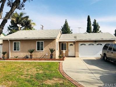 9563 Foxbury Way, Pico Rivera, CA 90660 - MLS#: DW19056553