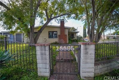 16606 E Brookport Street, Covina, CA 91722 - MLS#: DW19057647