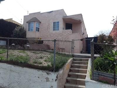 1309 N Hazard Avenue, County - Los Angeles, CA 90063 - MLS#: DW19059435