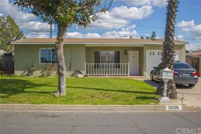 2026 Broadland Avenue, Duarte, CA 91010 - MLS#: DW19063838