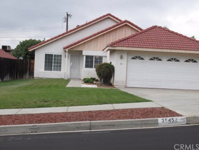 35452 Rancho Road, Yucaipa, CA 92399 - MLS#: DW19070611