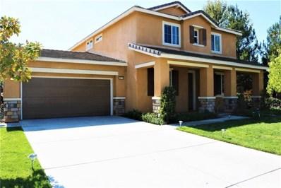 29175 Twin Harbor Drive, Menifee, CA 92585 - MLS#: DW19072411