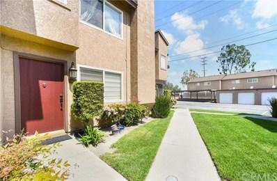500 N Tustin Avenue UNIT 102, Anaheim, CA 92807 - MLS#: DW19075225