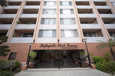 421 S La Fayette Park Place UNIT 630, Los Angeles, CA 90057 - MLS#: DW19075755