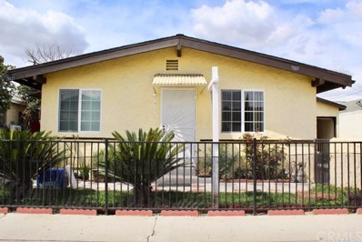 7021 Hood Avenue, Huntington Park, CA 90255 - MLS#: DW19077178