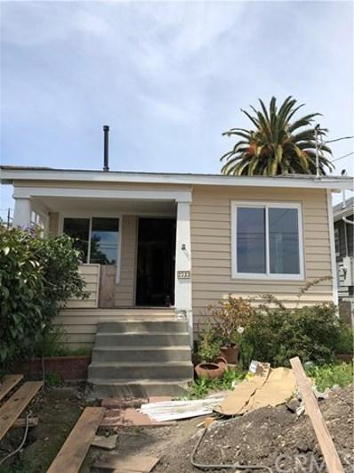 2733 S Kerckhoff Avenue, San Pedro, CA 90731 - MLS#: DW19079935