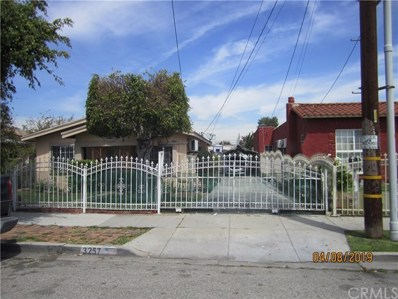 3257 Live Oak Street, Huntington Park, CA 90255 - MLS#: DW19084005