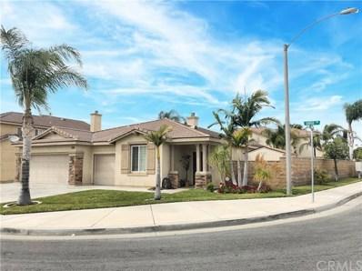 12730 Castle Road, Eastvale, CA 92880 - MLS#: DW19089876