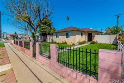 10309 Rosecrans Avenue, Bellflower, CA 90706 - MLS#: DW19096282