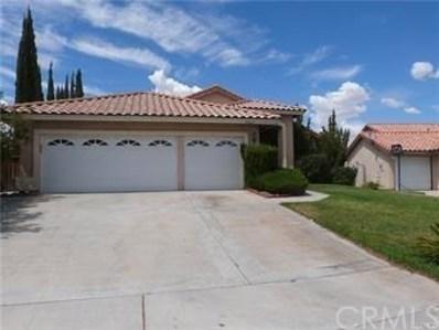 13660 Zircon Way, Victorville, CA 92394 - MLS#: DW19100457