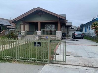 1484 Elm Avenue, Long Beach, CA 90813 - MLS#: DW19104986