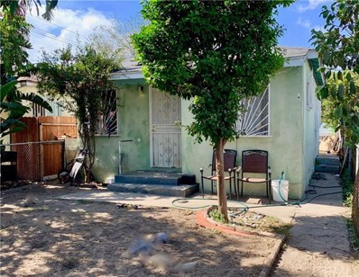 8637 Beach Street, Los Angeles, CA 90002 - MLS#: DW19106588