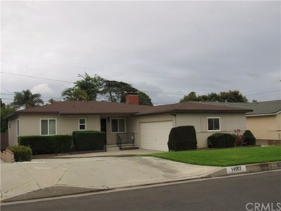14907 Gale Avenue, Hacienda Heights, CA 91745 - MLS#: DW19108347