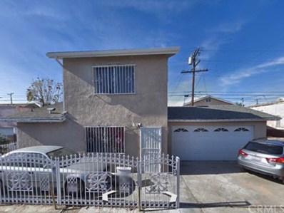 1337 Morrow Place, Los Angeles, CA 90022 - MLS#: DW19110598