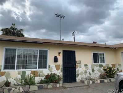 2039 Wildrose Avenue, Pomona, CA 91767 - MLS#: DW19111551