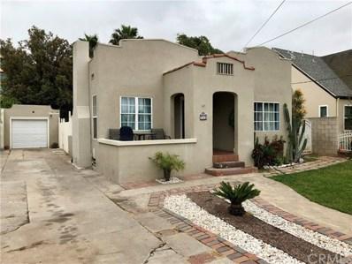 715 N Eastwood Avenue, Santa Ana, CA 92701 - MLS#: DW19111876