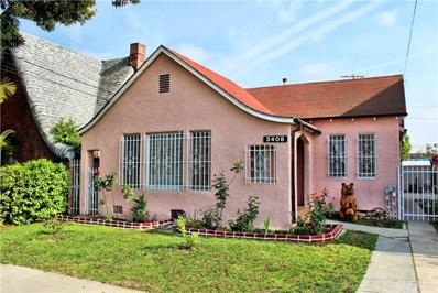 3408 Cudahy Street, Huntington Park, CA 90255 - MLS#: DW19112839