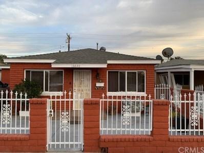 13626 Earnshaw Avenue, Downey, CA 90242 - MLS#: DW19114706