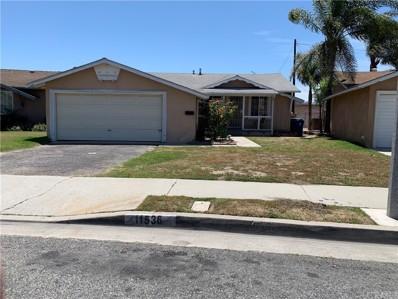 11536 Massinger Street, Lakewood, CA 90715 - MLS#: DW19119143