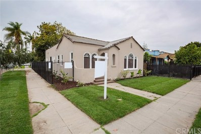 1600 W 65th Place, Los Angeles, CA 90047 - MLS#: DW19120539