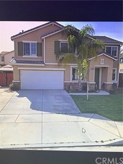1208 Quigley Lane, Perris, CA 92570 - MLS#: DW19122930