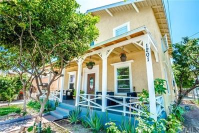 1201 S Acacia Avenue, Compton, CA 90220 - MLS#: DW19126179