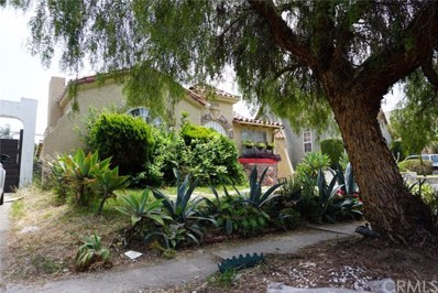 1822 S Mansfield Avenue, Los Angeles, CA 90019 - MLS#: DW19127337
