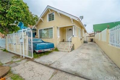 189 E 35th Street, Los Angeles, CA 90011 - MLS#: DW19129947