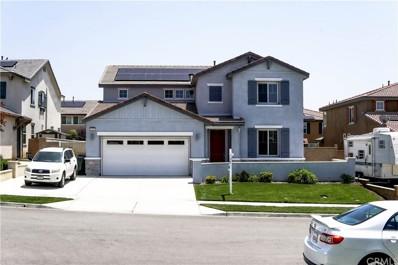5409 Salt Bush Way, Fontana, CA 92336 - MLS#: DW19130811