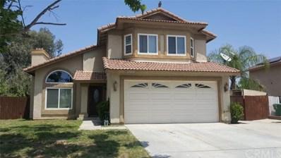25010 Slate Creek Drive, Moreno Valley, CA 92551 - MLS#: DW19130843