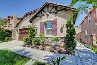 5427 Massa Way, Fontana, CA 92336 - MLS#: DW19134385