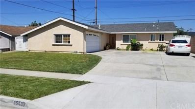 15433 Fairhope Drive, La Mirada, CA 90638 - MLS#: DW19144041