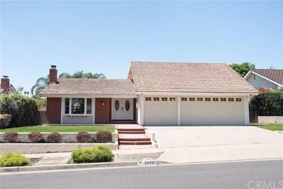 25451 MacKenzie Street, Laguna Hills, CA 92653 - MLS#: DW19146812