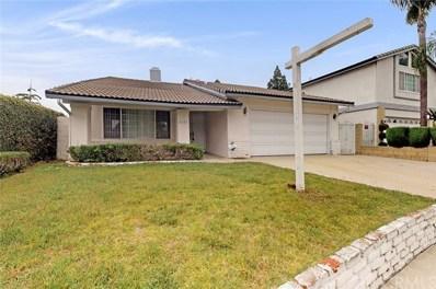 3197 W Westhaven Drive, Anaheim, CA 92804 - MLS#: DW19149444
