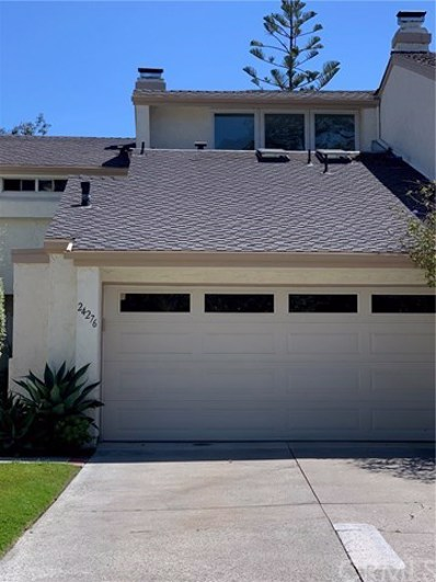 24276 Hillview Drive, Laguna Niguel, CA 92677 - MLS#: DW19152229