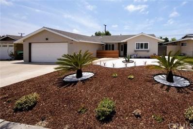 1593 Corsica Place, Costa Mesa, CA 92626 - MLS#: DW19153748