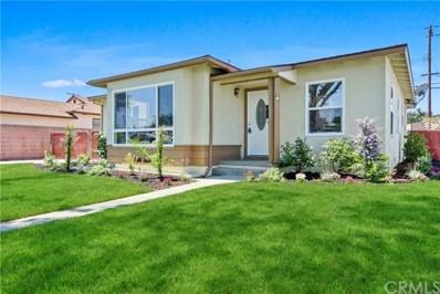 13826 Hawes Street, Whittier, CA 90605 - MLS#: DW19153967