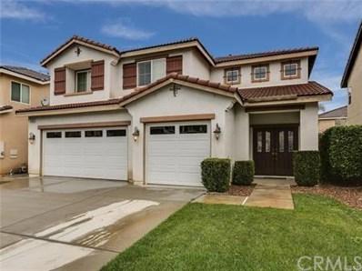 25950 Camino Rosada, Moreno Valley, CA 92551 - MLS#: DW19155713