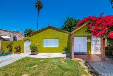 1328 S Sloan Avenue, Compton, CA 90221 - MLS#: DW19158420