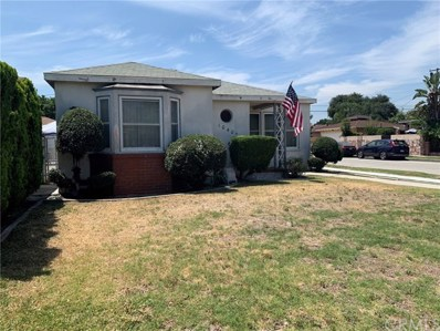 10407 Hildreth Avenue, South Gate, CA 90280 - MLS#: DW19162563