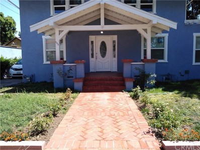 202 W 20th Street, Santa Ana, CA 92706 - MLS#: DW19162800